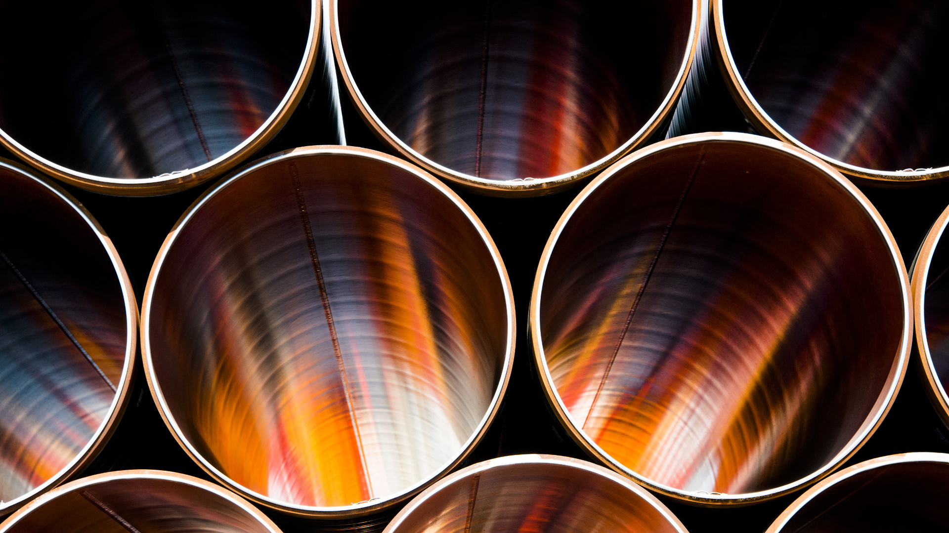 Pipeline stack
