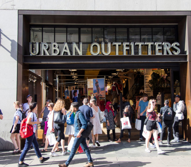 Urban Outfitters - Featured Image